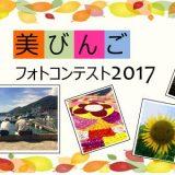 美びんごフォトコンテスト2017を開催します!
